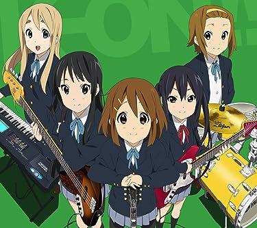 2009年に放送されたテレビアニメ - 平沢唯,秋山澪,中野梓,琴吹紬,田井中律