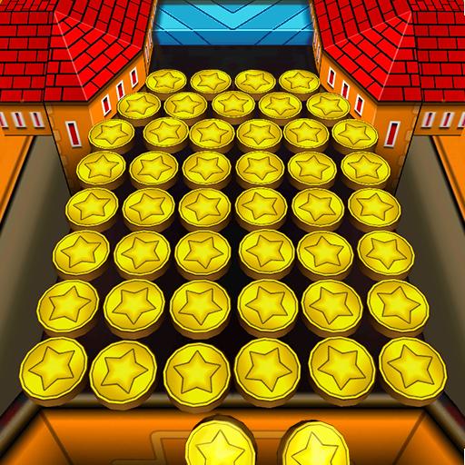 『Coin Dozer』のトップ画像