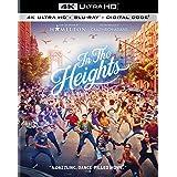 イン・ザ・ハイツ [4K UHD+Blu-ray ※4K UHDのみ日本語有り](輸入版)