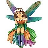 GlitZGlam Daisy The Gorgeous Miniature Fairy for Your Fairy Garden/Miniature Garden