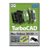 TurboCAD Mac Deluxe 2D/3D v10 [Download]