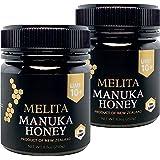 functia(ファンクティア) MELITA マヌカハニー【UMF10+】250g x 2本【お得に2本セット】抗菌活…