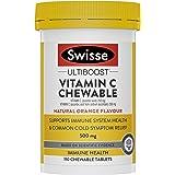Swisse Ultiboost Vitamin C Chewable 110 Tab, 0.1420 kilograms