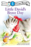 Little David's Brave Day: Level 1 (I Can Read! / Little Davi…