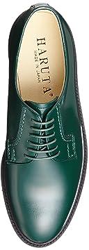 Haruta Postman Shoes 711P: Green