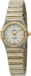 [オメガ] 腕時計 コンステレーション ホワイトパール文字盤 1267.70 並行輸入品 コンビ