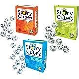 [ゲームライト]Gamewright Rory's Story Cube Complete Set Original Actions Voyages RSC003 [並行輸入品]