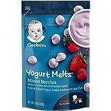Gerber GRADUATES, Baby Food, Yogurt Melts Mixed Berries, 28g