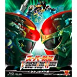 スーパー戦隊 V CINEMA&THE MOVIE Blu-ray(ハリケンジャー編)