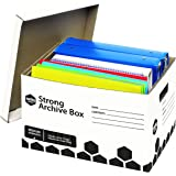 MARBIG(R) 80024 Strong Archive Box Strong