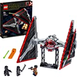 LEGO Star Wars 75272 Sith Tie Fighter Building Kit (470 Pieces)