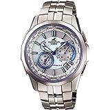 [カシオ] 腕時計 オシアナス OCW-S1400PW-7AJF シルバー