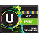 U by Kotex Sport Liners, Pack of 30