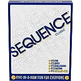 """Jax 8002 Sequence Game White 10.3"""" x 8.1"""" x 2.31"""""""