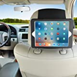 iPad Car Mount WANPOOL Car Headrest Mount Holder for 7.9 Inch iPad Mini/iPad Mini 2 / iPad Mini 3 (NOT Suitable for iPad Mini