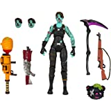 """Fortnite Legendary Series, Ghoul Trooper, 1 Figure Pack - 6"""" Articulated Action Figure - Features Interchangeable Heads, Harv"""
