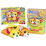 Cutetitos Taste Budditos Mac & Cheese - 2 Collectible Plush Mini Animals - Ages 3+ - Series 1 - Great Gift for Girls and Boys
