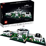 LEGO Architecture Collection: The White House 21054 Model Building Kit, Creative Building Set for Adults, A Revitalizing DIY