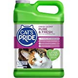 Cat's Pride Fresh and Light Ultimate Care Scented Multi-Cat Litter, 10 lb