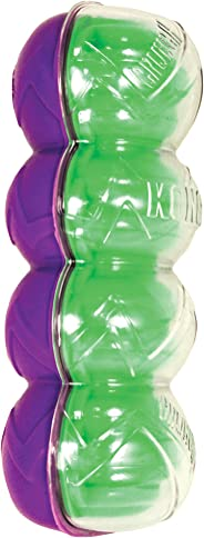 Kong Sqrunch Dumbell Sm Dog Toy