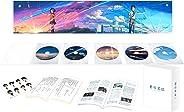 【Amazon.co.jp限定】「君の名は。」Blu-rayコレクターズ・エディション 4K Ultra HD Blu-ray同梱5枚組 (初回生産限定)(早期購入特典:特製フィルムしおり付き)(オリジナル特典:描き下ろしA4特製フレーム[高画質印刷