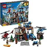 レゴ(LEGO) シティ 山のポリス指令基地 60174 ブロック おもちゃ