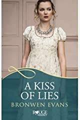 A Kiss of Lies: A Rouge Regency Romance: (Disgraced Lords #1) Kindle Edition