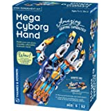 Thames & Kosmos Mega Cyborg Hand STEM Experiment Kit | Build Your Own Giant Hydraulic Hand | Amazing Gripping Capabilities |