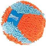 Chuckit! 213201 Indoor Ball, Orange/Blue, 4.7 inches