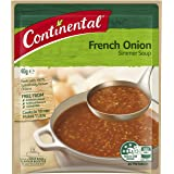 CONTINENTAL Simmer Soup |French Onion, 40g