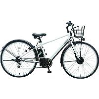 【完成車納品】PELTECH(ペルテック) TDA-207Z 電動アシストクロスバイク 27インチ 外装6段