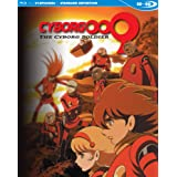 Cyborg 009: The Cyborg Soldier - Complete Series SDBD [Blu-ray]
