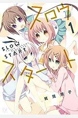 スロウスタート 1巻 (まんがタイムKRコミックス) Kindle版