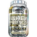 Protein Powder | MuscleTech Premium Gold 100% Whey Protein Powder | Whey Protein Isolate & Peptides | Whey Isolate Protein Po