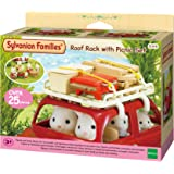 Sylvanian Families Roof Rack and Picnic Set,Furniture