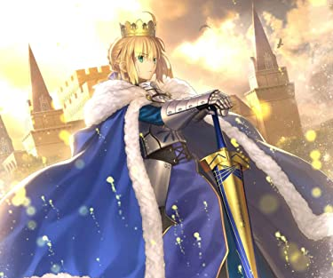 Fate  iPhone/Androidスマホ壁紙(960×800)-1 - セイバー