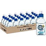 Pop Tops ™ Natural Spring Water, 4 x 6 x 250ml (24 bottles total)