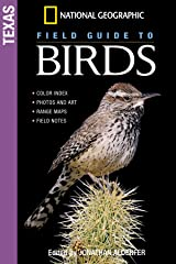 NG Field Guide to Birds: Texas Paperback
