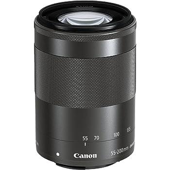 Canon 望遠ズームレンズ EF-M55-200mm F4.5-6.3 IS STM ミラーレス専用 EF-M55-200ISSTM