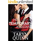 His Temporary Assistant: A Grumpy Boss Romantic Comedy (Kensington Square Book 1)