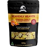 Pumpkin, Carrot and Sweet Potato - 400g - Dog Biscuit Treats