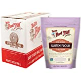Bob's Red Mill Vital Wheat Gluten Flour, 20 Oz (Pack Of 4)