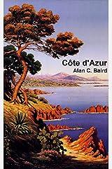 Côte d'Azur Kindle Edition