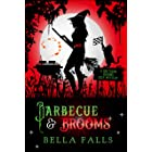Barbecue & Brooms (A Southern Charms Cozy Mystery Book 4)