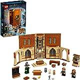 LEGO Harry Potter Hogwarts Moment: Transfiguration Class 76382 Professor McGonagall Room; Collectible Playset, New 2021 (240