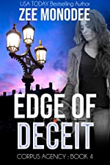 Edge of Deceit: A Corpus Agency Romantic Espionage Thriller Kindle Edition