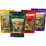 LAFEBER'S Gourmet Nutri-Berries Pet Bird Food Variety Sampler Bundles, Made with Non-GMO and Human-Grade Ingredients, for Par