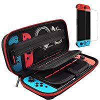 Nintendo Switch ケース ニンテンドースイッチ スイッチケース 収納バッグ 大容量 保護カバー ポーチ ナ…