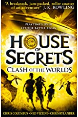 Clash of the Worlds (House of Secrets, Book 3) Kindle Edition