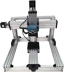 【フルセット】C-Beam Machine 剛性強化版 (3軸 CNC フライス 組立キット)